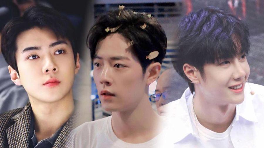 Top 50 gương mặt đẹp trai nhất châu Á 2020: Vương Nhất Bác, Sehun (EXO) đứng sau Tiêu Chiến