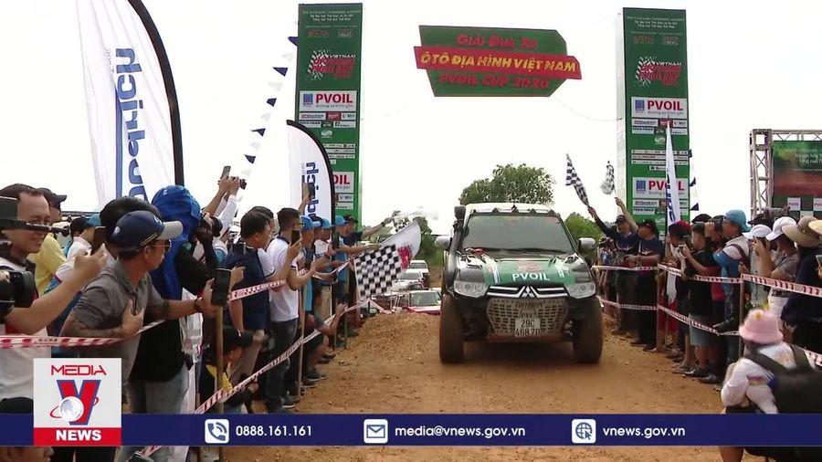 Giải đua xe ôtô địa hình Việt Nam