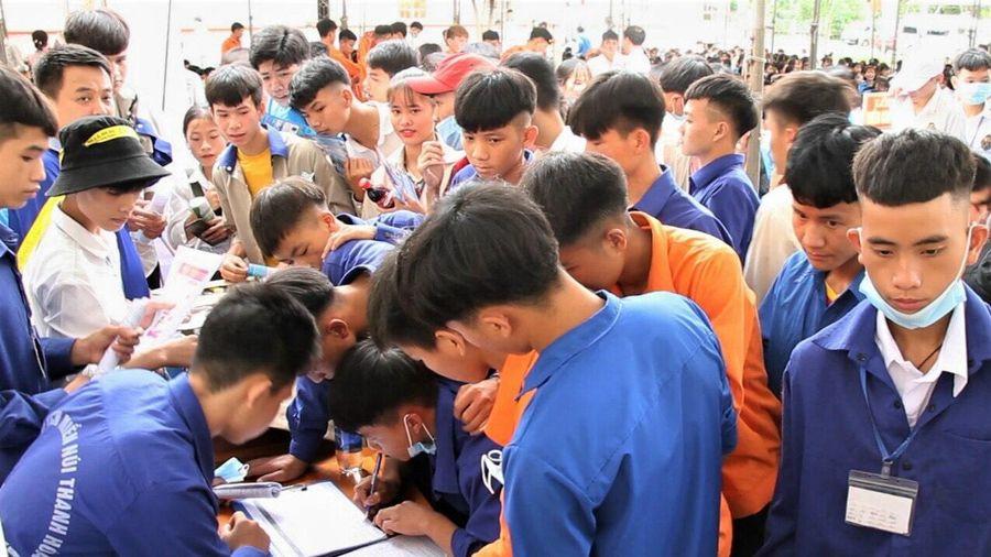 Trường trung cấp nghề miền núi Thanh Hóa: Nâng cao chất lượng đào tạo nghề