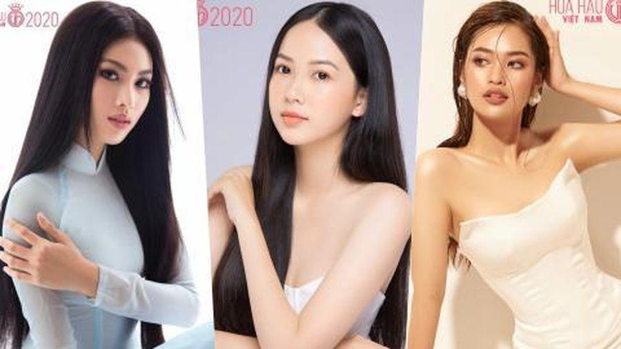 Tối 26/9, Top 30 bước tiếp vào bán kết Hoa Hậu Việt Nam 2020