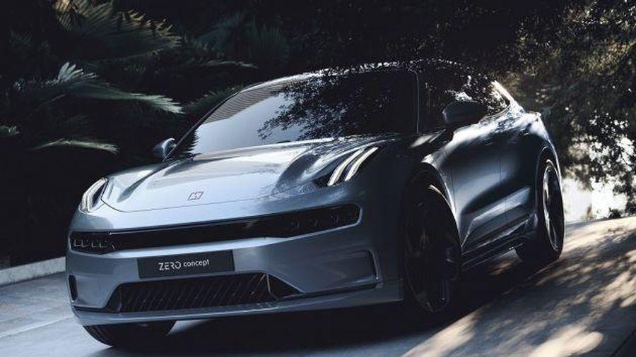 Lynk & Co Zero Concept - Phiên bản xem trước của mẫu xe điện lai coupe-SUV mới