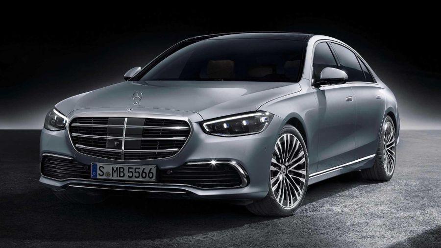 Mercedes tự tin doanh số S-Class sẽ tăng trưởng tốt bất chấp sự vươn lên của dòng SUV