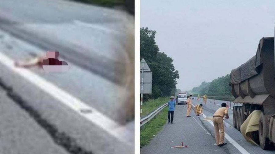 Bị cán tử vong trên cao tốc Nội Bài-Lào Cai: Vì sao nạn nhân nhảy khỏi ôtô?