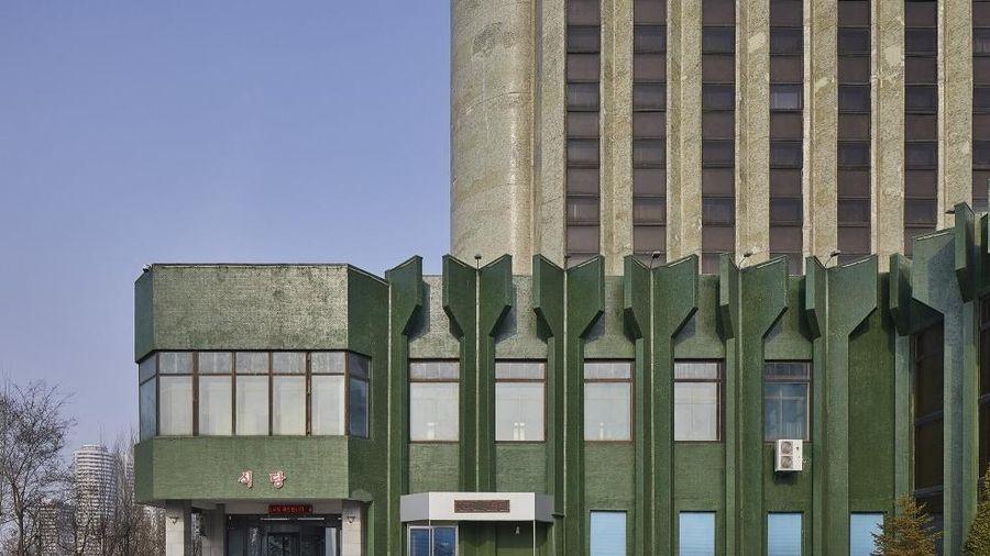 Triều Tiên qua bộ ảnh 'Những khách sạn ở Bình Nhưỡng'
