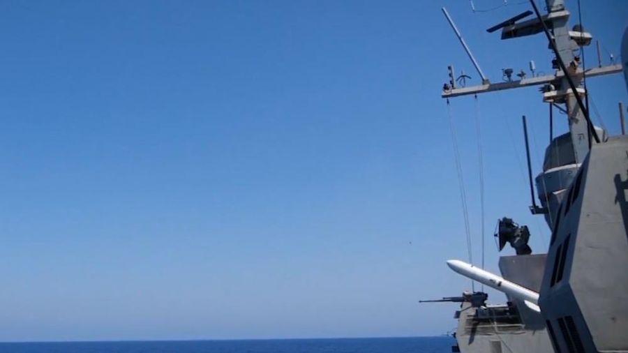 Israel trang bị 'đồ chơi' khủng cho tàu hộ vệ tên lửa