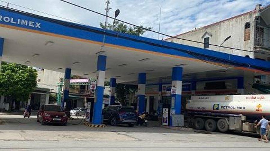 Giá xăng, dầu giảm nhẹ từ 15 giờ chiều nay