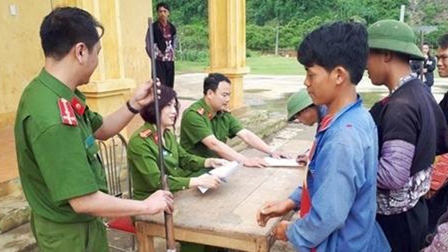 Chuyện thu hồi 'vũ khí nóng' ở Mộc Châu