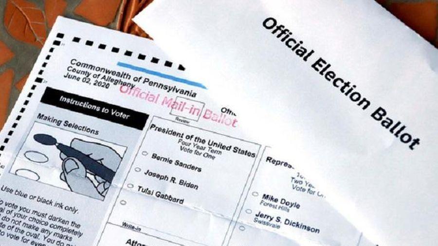 Danh tính người vứt 7 phiếu bầu cho Tổng thống Trump vào thùng rác