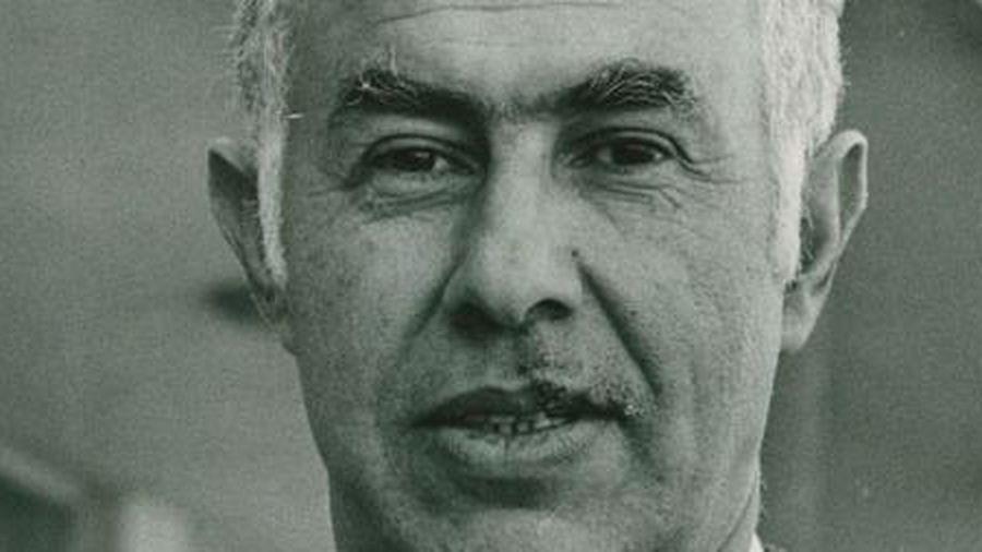 Avraham Dar, đồng sáng lập của Mossad