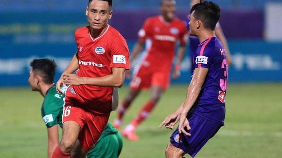 Đứt mạch bất bại, HLV Sài Gòn FC vẫn đặt mục tiêu vô địch lượt đi