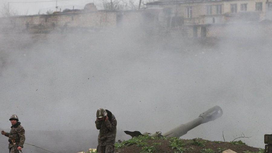 Giao tranh nổ ra ở biên giới Armenia - Azerbaijan