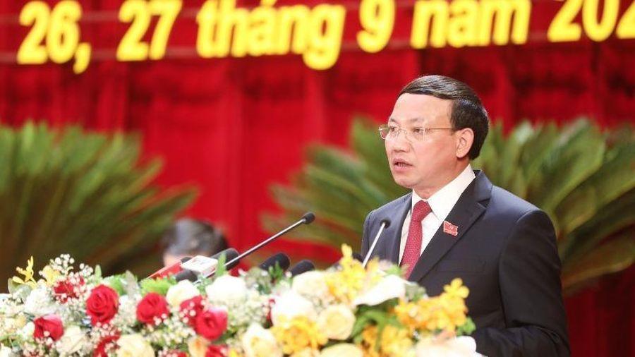 Bí thư, 2 Phó Bí thư Quảng Ninh cùng tái đắc cử nhiệm kỳ mới