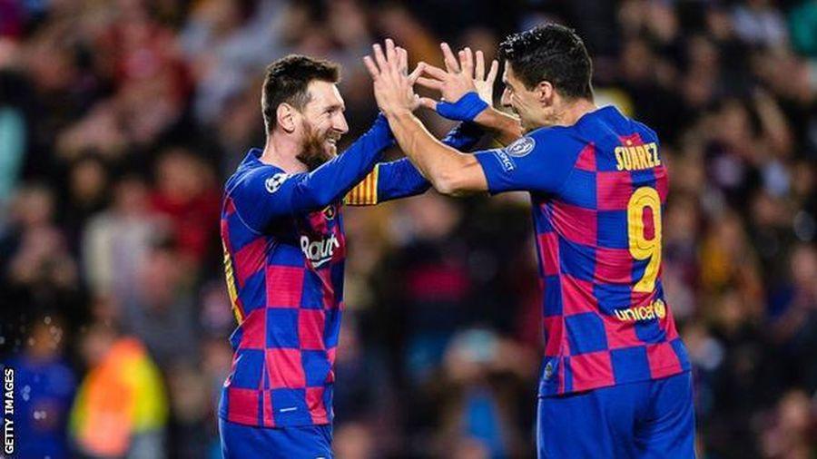 HLV Koeman: 'Tôi và Messi có lấn cấn gì đâu'