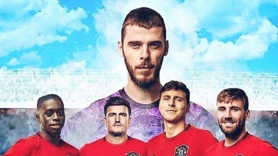 Hàng phòng ngự thảm họa của Man United