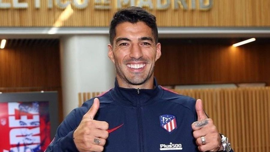Thử thách mới của Luis Suarez