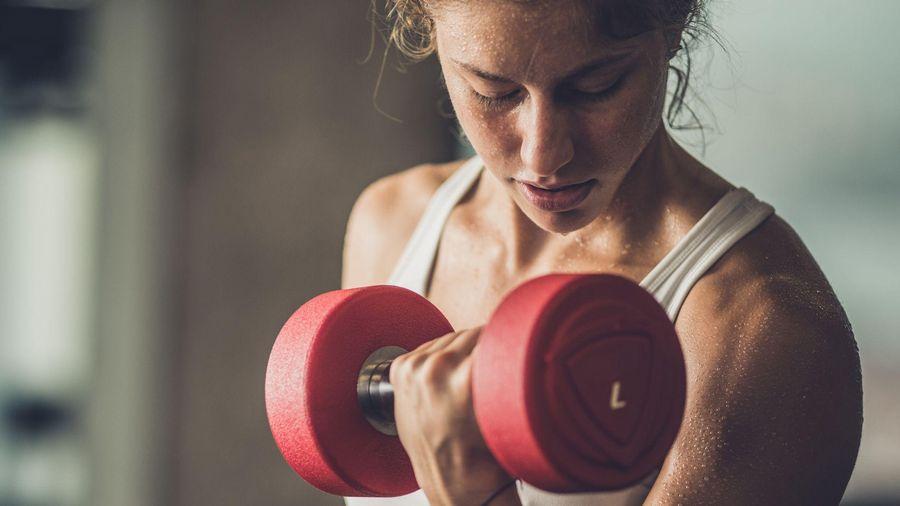 3 lý do khiến tập tạ giúp giảm mỡ tốt hơn