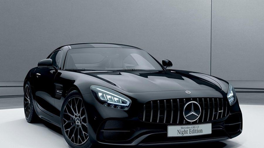 Mercedes-AMG GT 2021 tại Mỹ sẽ được nâng cấp toàn diện