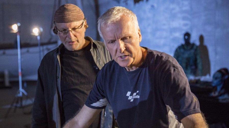 Đạo diễn James Cameron sắp quay xong 'Avatar 3'