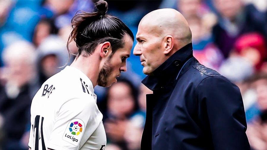 Bale nói về Real sau khi trở lại Tottenham