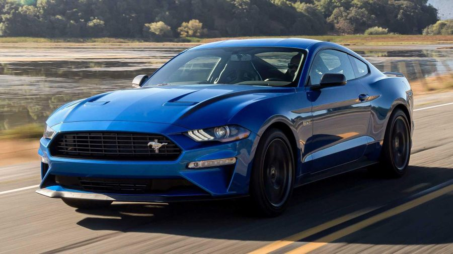 Hơn 38.000 chiếc Ford Mustang 2020 bị triệu hồi vì lỗi chân phanh