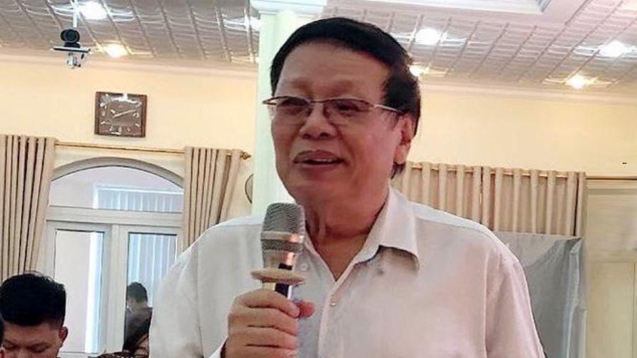 PGS.TS Nguyễn Chí Mỳ: Thành tố 'gương mẫu', 'đoàn kết' sẽ tạo nên sức mạnh