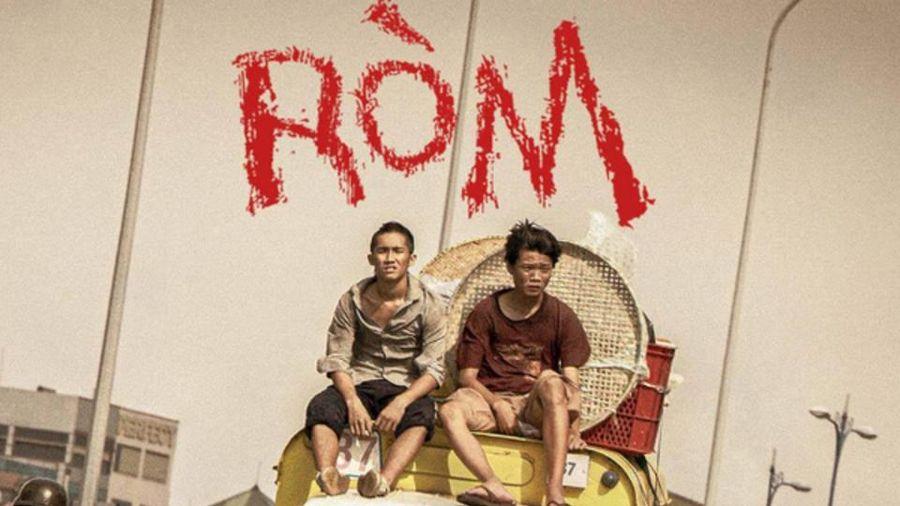 Trong ngày khởi chiếu, 'Ròm' thu về 10 tỷ đồng