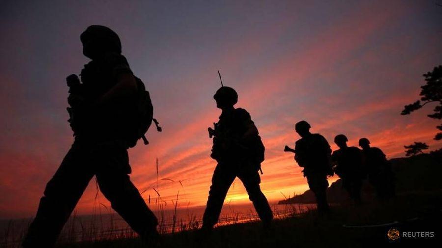 Triều Tiên bắt đầu tìm xác quan chức Hàn, vừa dọa chống xâm nhập