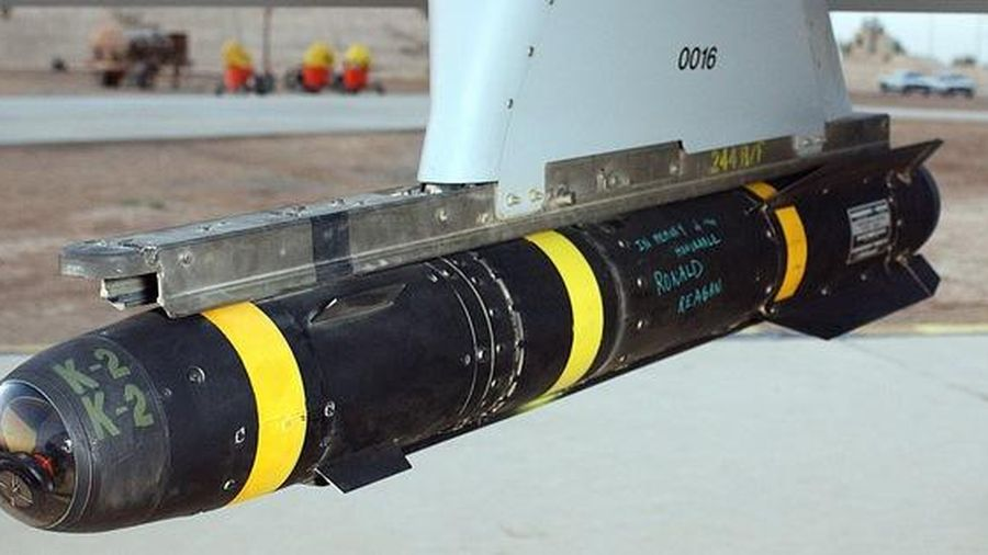 Quân đội Mỹ tăng cường sử dụng tên lửa 'độc' ở Syria
