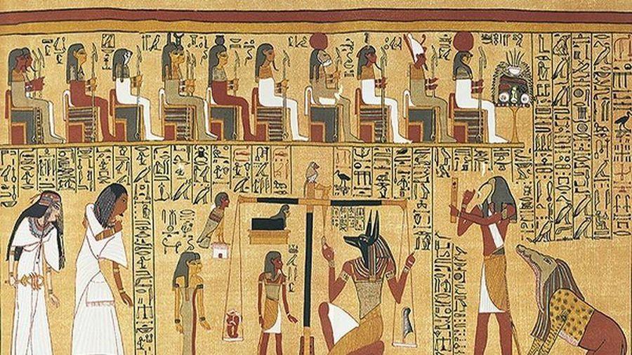 Người Ai Cập cổ đại đánh giá, phán xét trái tim người chết thế nào?