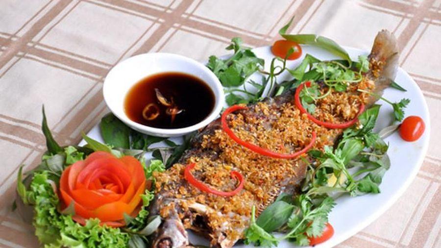 Các món ăn vừa ngon vừa lạ miệng từ cá thác lác