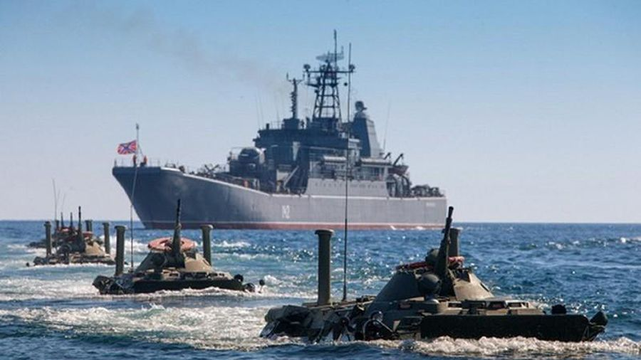 Sức mạnh 'bách chiến bách thắng' của Hải quân Đánh bộ Nga sau 315 năm