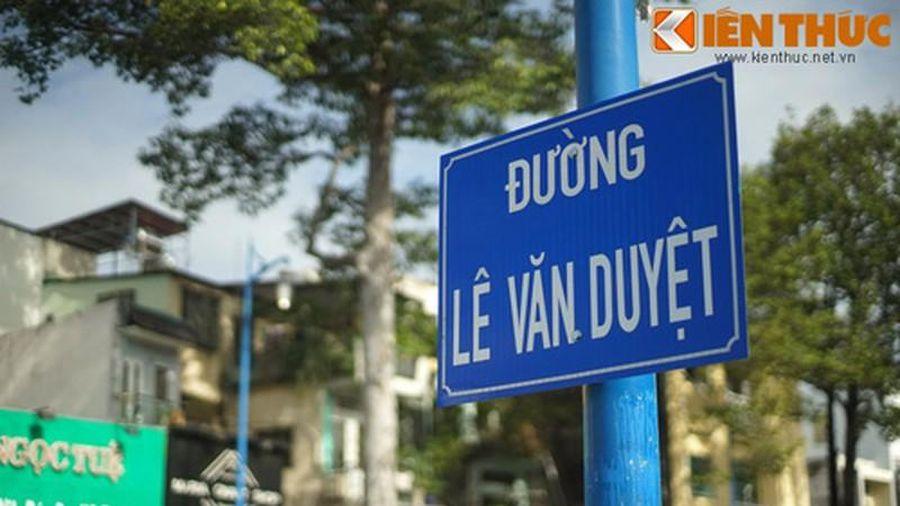 Bí mật lịch sử ít người biết về đường Lê Văn Duyệt ở TPHCM