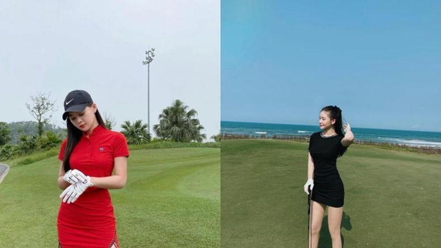 Hot girl Đà Nẵng được mệnh danh 'mỹ nhân đẹp nhất sân golf'