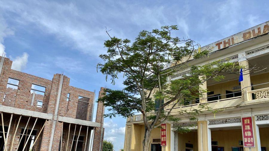 Xã hội hóa khéo, thêm hàng vạn mét đất để mở rộng trường học
