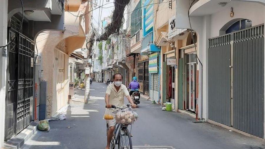 Hiến 'đất vàng' mở đường giữa Sài thành