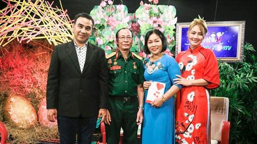 MC Quyền Linh, Ngọc Lan xúc động vì cuộc hôn nhân 'đặc biệt của người vợ chiến sĩ đặc công
