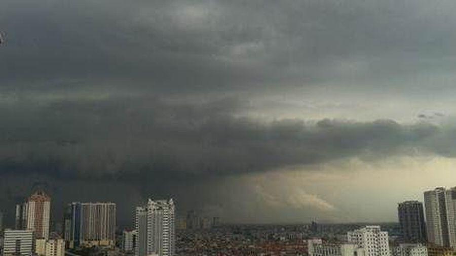 Dự báo thời tiết ngày và đêm nay (27/9): Bắc Bộ, Nam Bộ, Tây Nguyên mưa lớn diện rộng; Cảnh báo mưa dông ở nội thành Hà Nội