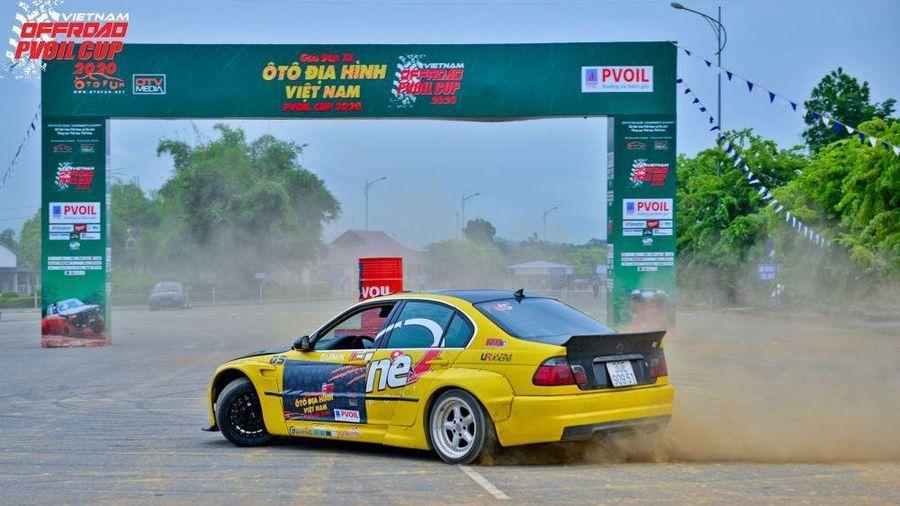 Khởi tranh Giải đua xe ô tô địa hình Off-road lớn nhất Việt Nam năm 2020