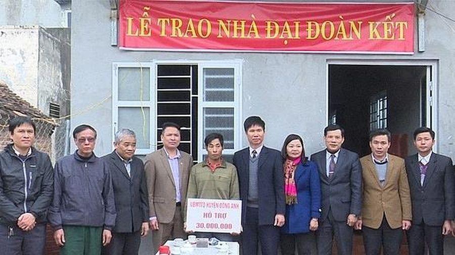 Hà Nội: Sẽ tuyên dương 90 doanh nghiệp, nhà hảo tâm tiêu biểu trong công tác an sinh xã hội