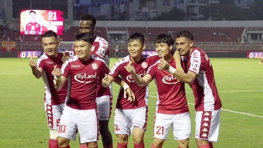 Vòng 12 V-League: Sài Gòn đã biết thua, Công Phượng tỏa sáng