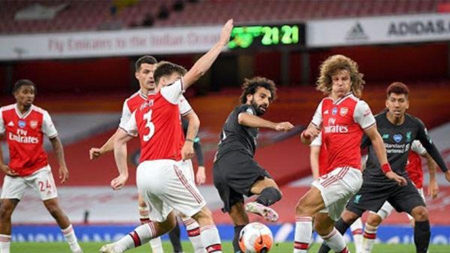 Xem trực tiếp Liverpool vs Arsenal ở kênh nào?