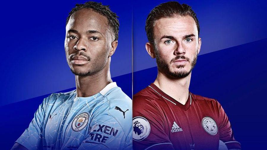 Trực tiếp Man City vs Leicester: Thử thách cực đại