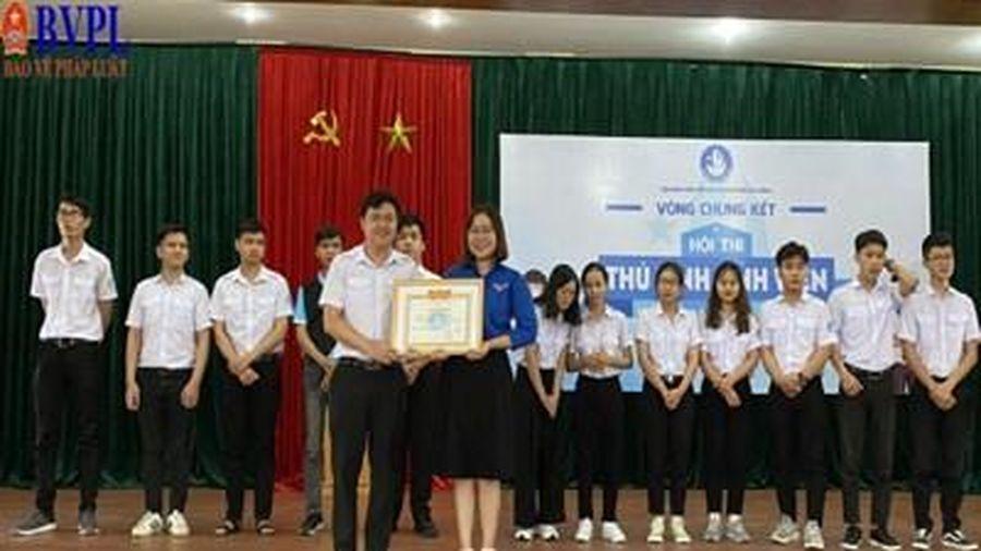 Thí sinh Đại học Kinh tế Đà Nẵng giành giải nhất Hội thi 'Thủ lĩnh Sinh viên'