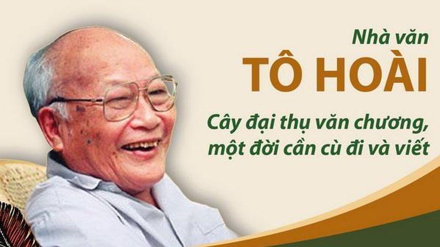 Nhà văn Tô Hoài - Cây đại thụ văn chương của Việt Nam
