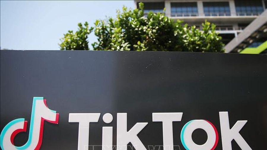 Phiên điều trần của TikTok diễn ra trước khi lệnh cấm của Tổng thống Donald Trump có hiệu lực