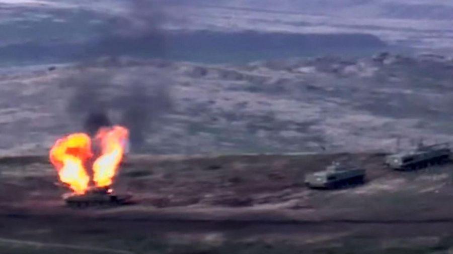 16 binh sĩ Armenia thiệt mạng do đụng độ với Azerbaijan