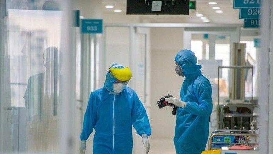Thêm 5 ca mắc Covid-19 mới, Việt Nam có tổng cộng 1074 bệnh nhân