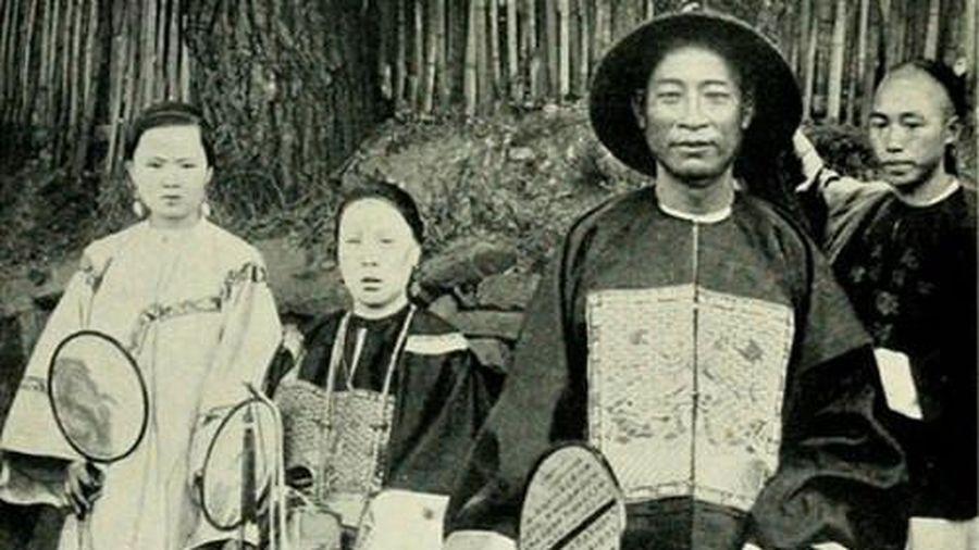 Cuộc sống thực trong triều đại nhà Thanh dưới ống kính phương Tây: Khoảng cách quan lại và thường dân hơn 100 năm trước có sự chênh lệch quá lớn