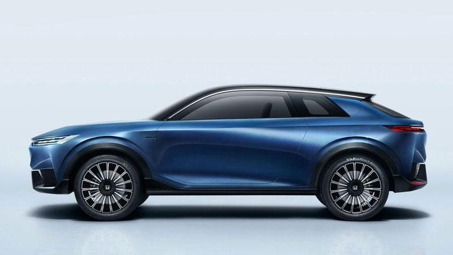 Honda giới thiệu ý tưởng thiết kế SUV chạy điện siêu 'chất'