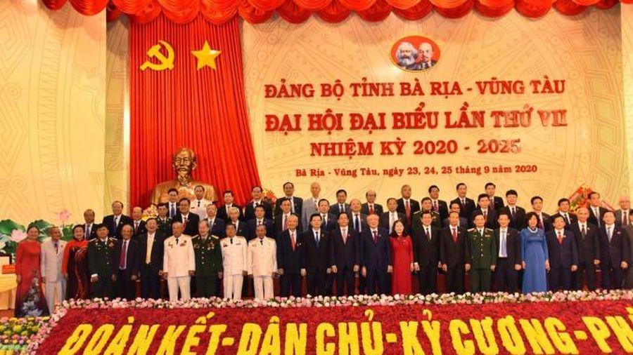 Bà Rịa - Vũng Tàu phấn đấu đứng trong top đầu cả nước về GRDP bình quân đầu người